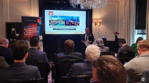 Potensi besar kerjasama digital health dengan Swiss